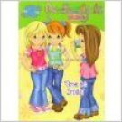 Precious Girls Club Big Fun Book to Color