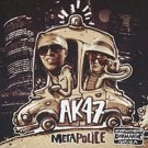 Russian music CD AK47. MegaPolice