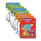 SCHOOL ZONE ASSORTED KINDERGARTEN Workbooks