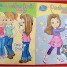 Precious Girls Club Coloring Book - Assorted