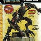 Transformers Jumbo Clolring & Activity Book
