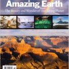 Time magazine Amazing Earth. The Beauty & Wonder Of Our Living Earth.  Single Issue Magazine