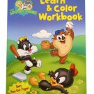 Baby Looney Tunes Learn & Color Workbook - Looney Tunes Coloring & Activity