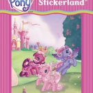 My Little Pony Stickerland Pad - 4 Page