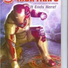 Marvel Iron Man 3 Big Fun Book to Color ~ It Ends Here