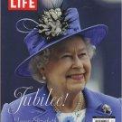 LIFE Jubilee! Queen Elizabeth II: 60 Years on the Throne. Book.