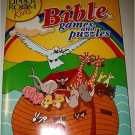 UPPER ROOM KIDS More BIBLE GAMES AND PUZZLES BOOKS