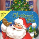 Holiday Coloring & Activity Books with 100% Recycled Paper! - Assorted