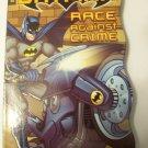 DC Comics Batman Shaped Board Book ~ Race Against Crime  Board book.
