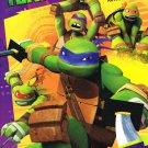 Teenage Mutant Ninja Turtles Jumbo Coloring & Activity Book ~ Kick Some Shell!
