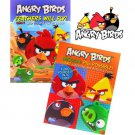 Angry Birds Coloring and Activity Books - Assorted