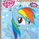 My Little Pony Coloring & Activity Book (Includes Stickers)