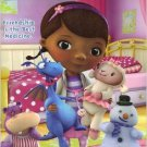 Doc Mcstuffins Big Fun Book to Color ~ Friendship Is the Best Medicine