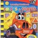 Tonka Workbooks with Stickers - Colors & Shapes