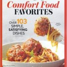 Cooking Light Comfort Food Favorites . Magazine