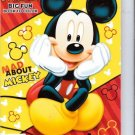 Disney Mickey & Friends Big Fun Book to Color ~ Mad About Mickey