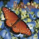 Butterflies 2017 Wall Calendar (16 Month)