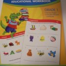 Good Grades Educational Workbook ~ Spelling (Grade 1)