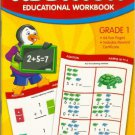 Good Grades Educational Workbook ~ Addition (Grade 1) (Penguin Cover; 2012)