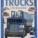 Mega Facts Trucks Sticker Book Paper Craft by Paper Craft