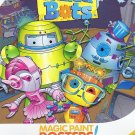 Savvi Magic Paint Posters - Blunder Bots. Water coloring book
