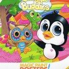 Savvi Magic Paint Posters - Snuggle Buddies. Water coloring book
