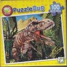 Puzzlebug 100 Piece Puzzle ~ T-Rex Hunt