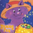 Halloween Favorite Book to Color - Yummy Fun