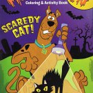 Scooby-Doo - Halloween Coloring and Activity Book