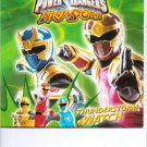 Power Rangers Ninja Storm ~ Thunderstorm Watch. Book.