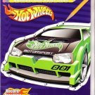 Hot Wheels Connect & Color - Record-Breaking Racers