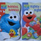 Sesame Beginnings 2 Board Book Pack (Sesame Beginnings)