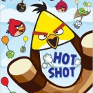 Angry Birds Giant Coloring & Activity Book ~ Hot Shot