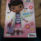 Doc McStuffins Here to Help Big Fun book to color