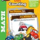 Playskool Tonka Chuck & Friends Learn Counting Workbook (Math PreK)