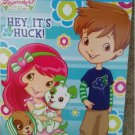 Strawberry Shortcake Big Fun Book to Color ~ Hey, It's Huck
