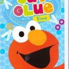 Cut & Glue with Elmo (Sesame Street). Activity book