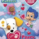 Puppy Love! (Bubble Guppies) (Full-Color Activity Book with Stickers)