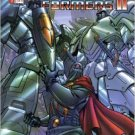 G.I. Joe Vs. Transformers II No. 1 Cover B. Book.    Dan Jolley