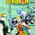 Division 13 #1 Comic. Book.    Mike Richardson & Randy Stradley