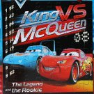 Disney Pixar Cars 48-Piece Jigsaw Puzzle (King Vs McQueen)