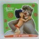 Disney Jungle Book Foam & Board Book ~ Best of Buddies