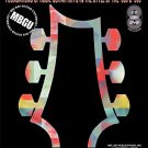 Foundations of Rock: Guitar Riffs in the Style of the 80s & 90s. (Book Cd DVD Sheet music