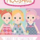 Mooshka-Share the Sweetness Coloring & Activity Book