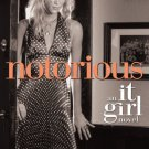 Notorious: An It Girl Novel . Book.  Cecily von Ziegesar