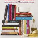 Best of the Best Vol. 10: The Best Recipes from the 25 Best Cookbooks of the Year . Book.
