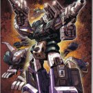 Transformers Spotlight Six Shot Cover B . Book.  Simon Furman