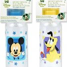 Disney Mickey Bottle (9oz) - Mickey, Pluto Characters Vary