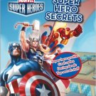 Marvel Super Hero Secrets (Marvel Super Heroes) . Book.