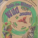 Spin-the-wheel Wild Jungles (Discovery Brown Paper). Book.